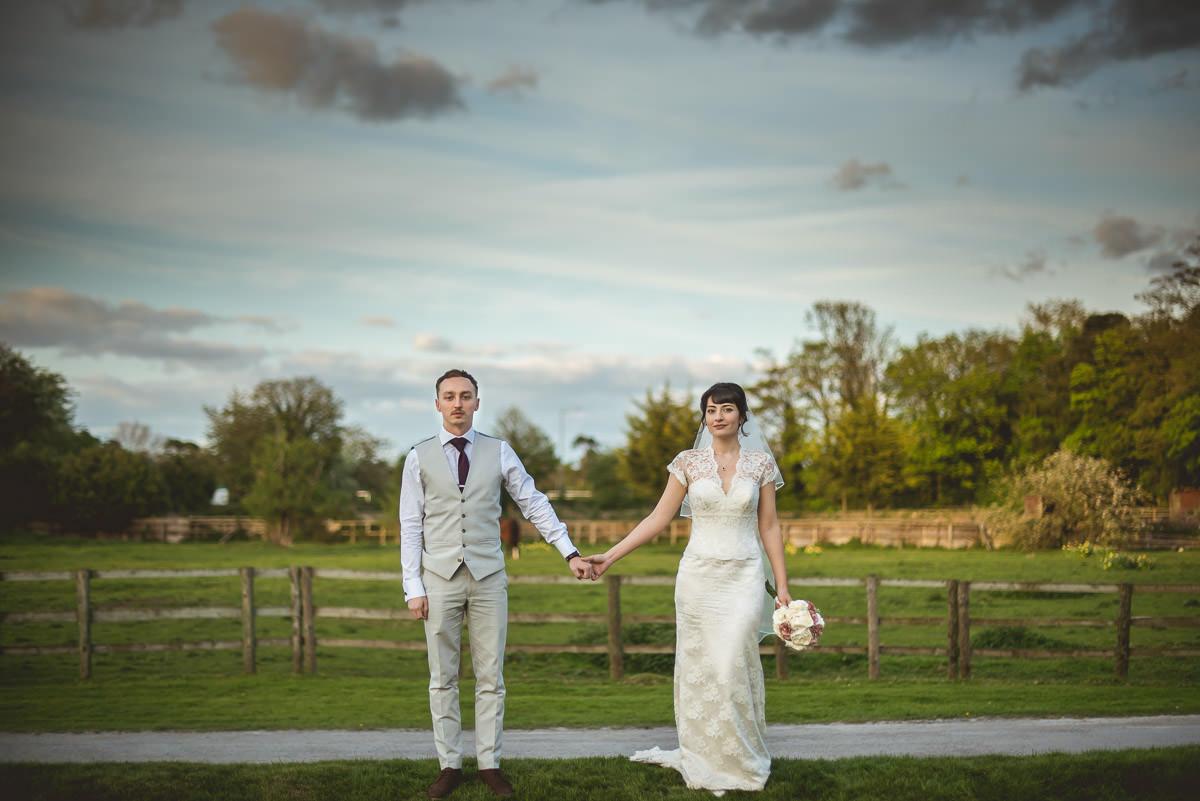 Tudor Barn Burnham Wedding 95