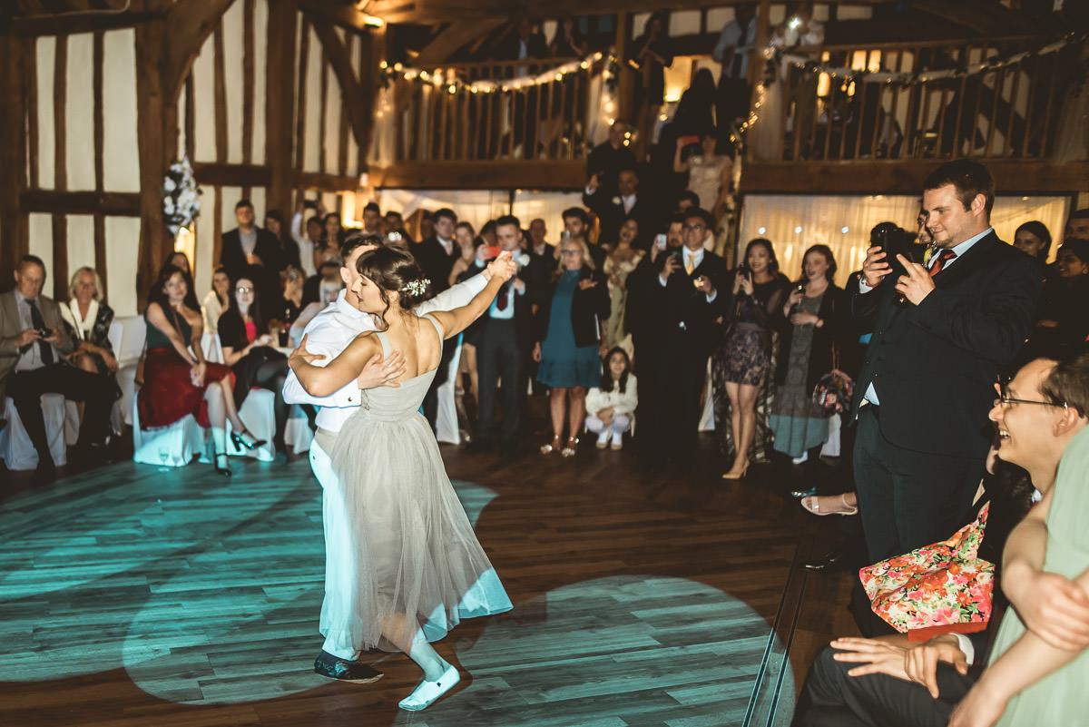 Tudor Barn Burnham Wedding 100