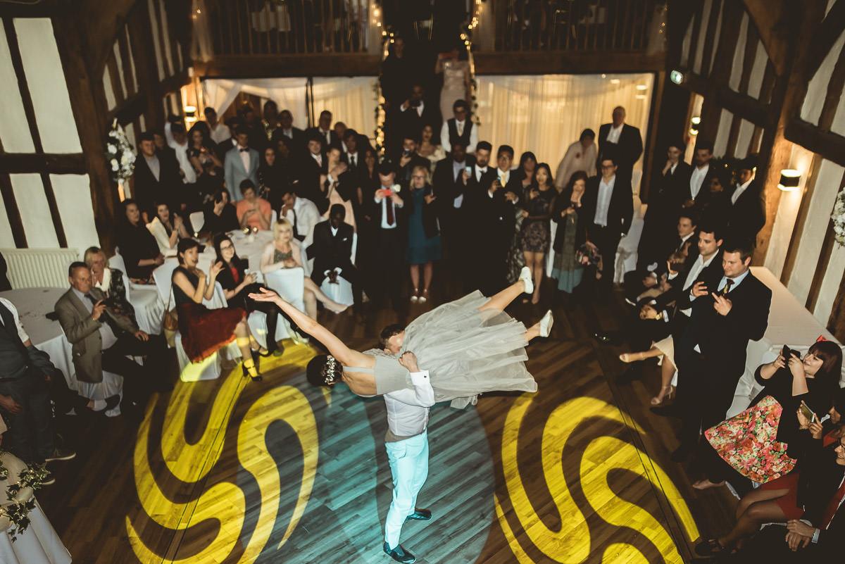 Tudor Barn Burnham Wedding 101