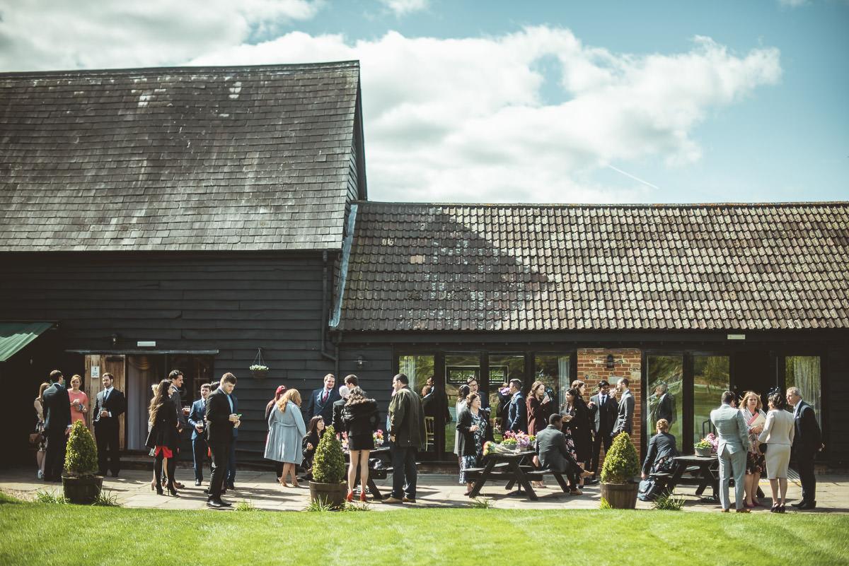 Tudor Barn Burnham Wedding 31