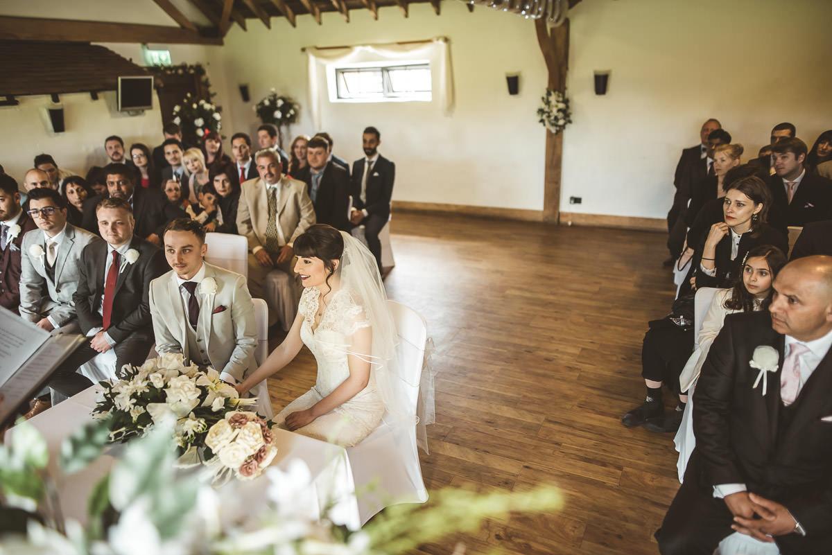 Tudor Barn Burnham Wedding 39