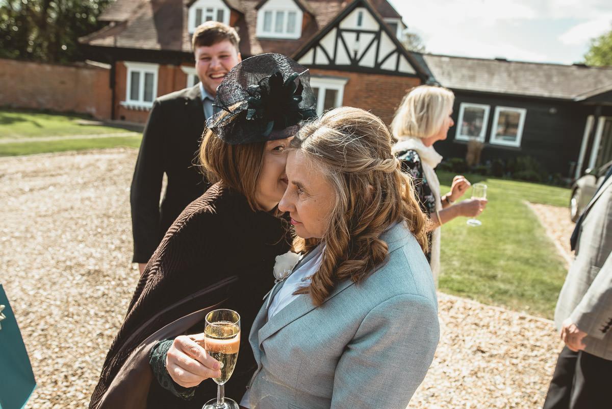 Tudor Barn Burnham Wedding 50