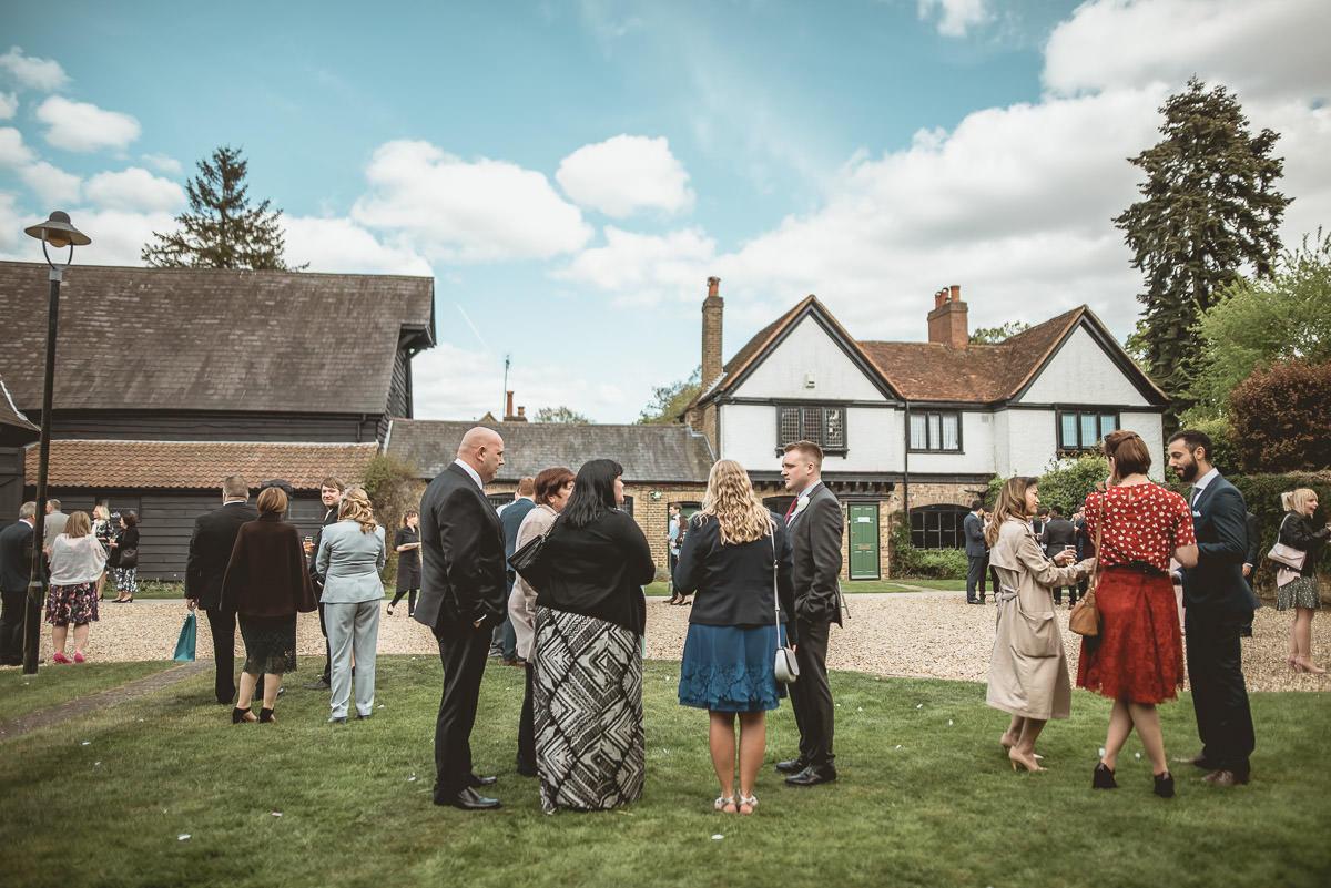 Tudor Barn Burnham Wedding 61