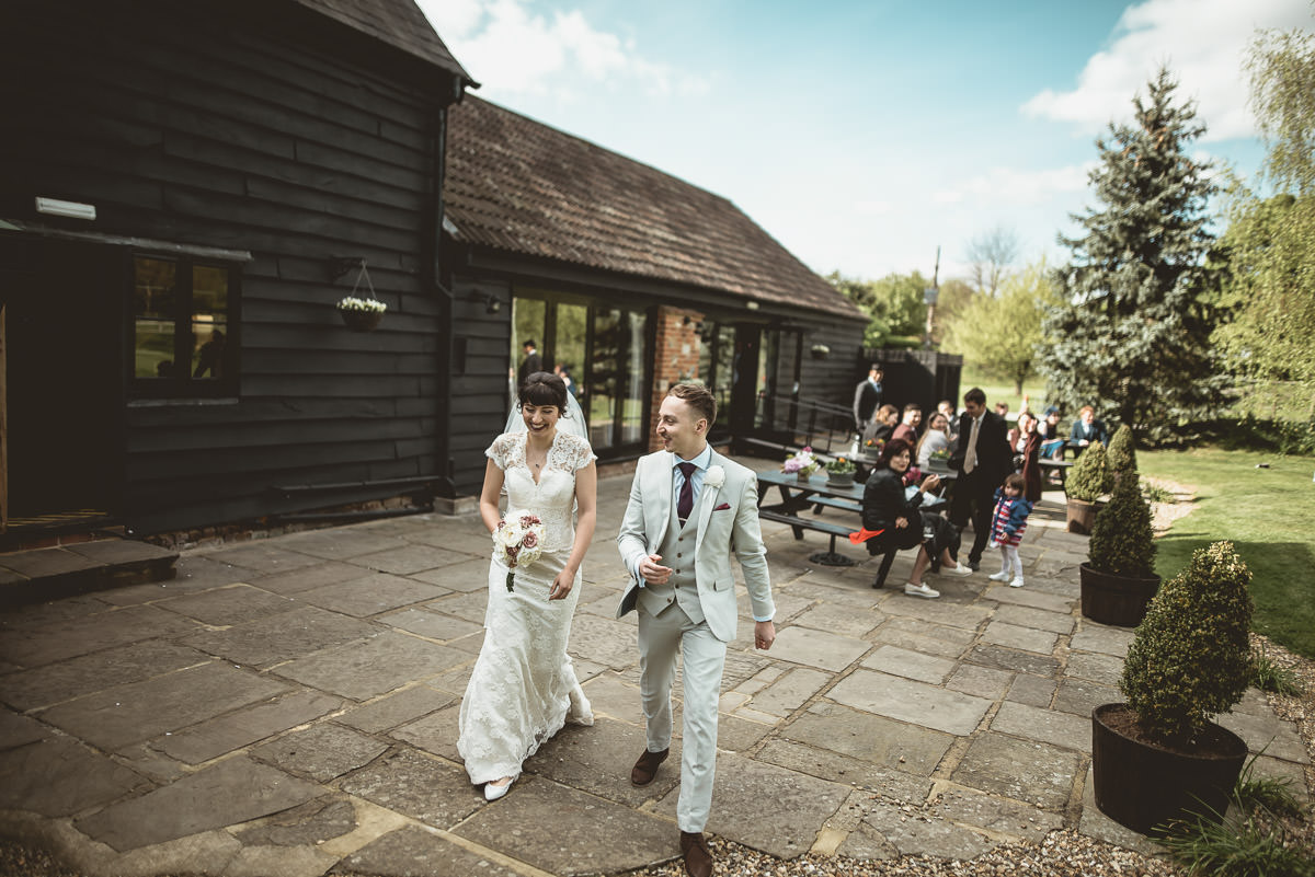 Tudor Barn Burnham Wedding 64