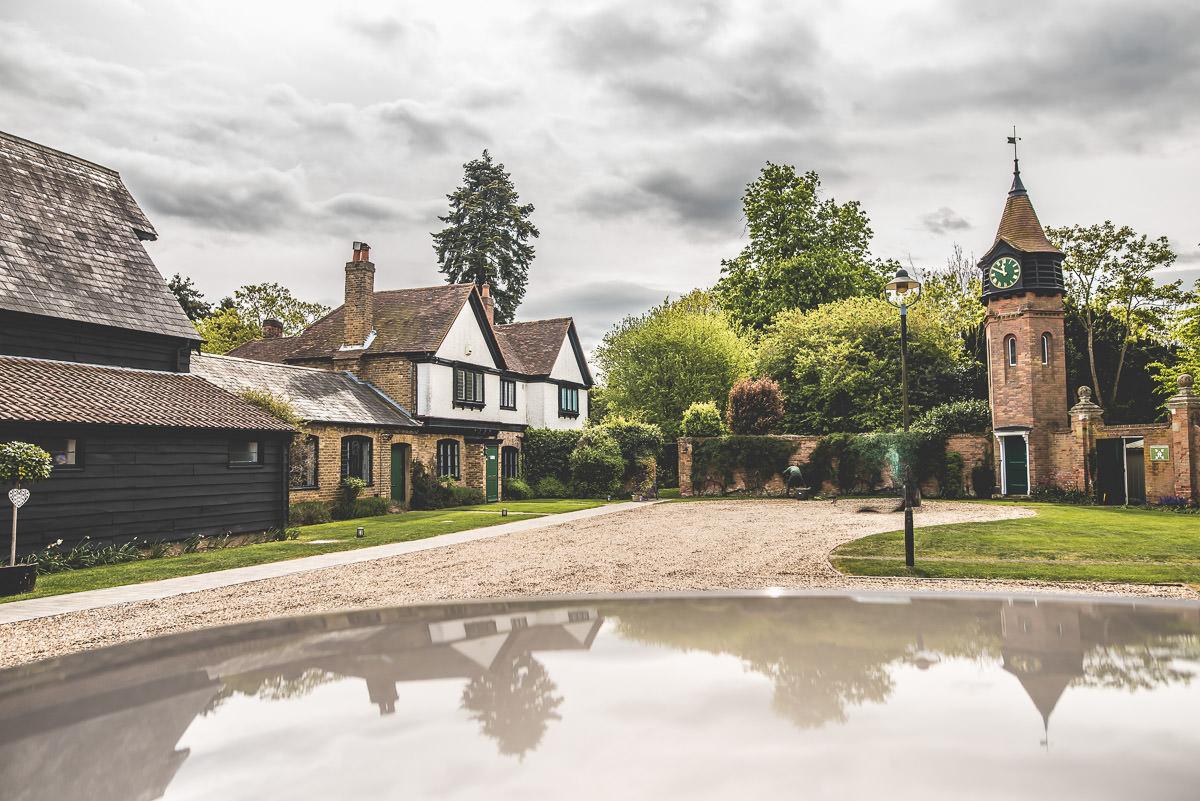 Tudor Barn Burnham Wedding 1