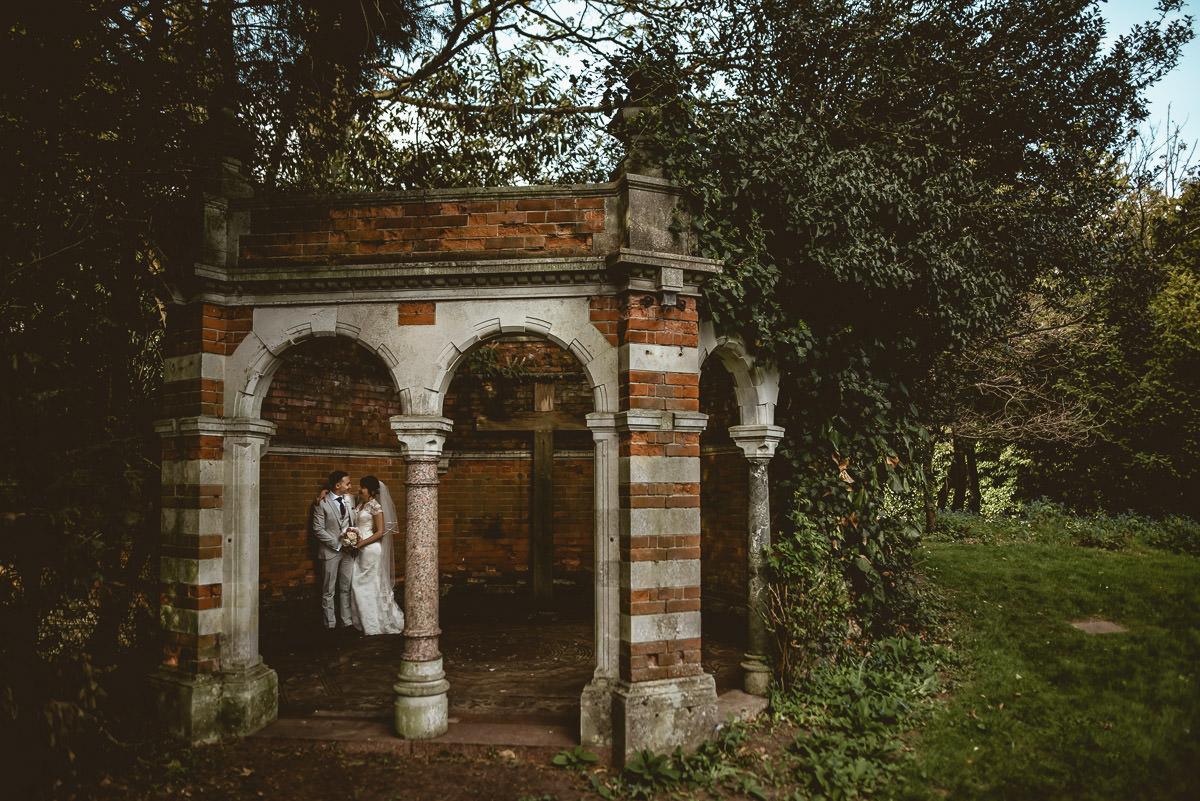 Tudor Barn Burnham Wedding 68