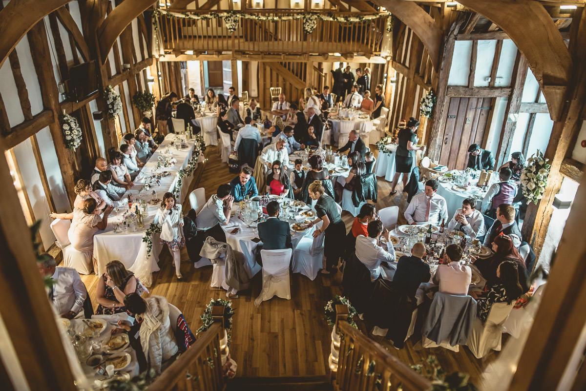 Tudor Barn Burnham Wedding 72