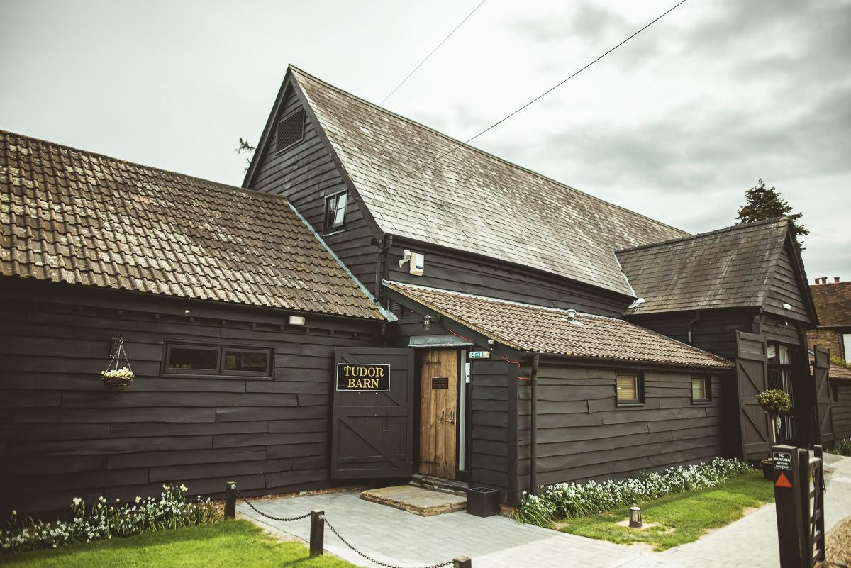 Tudor Barn Burnham Wedding 5