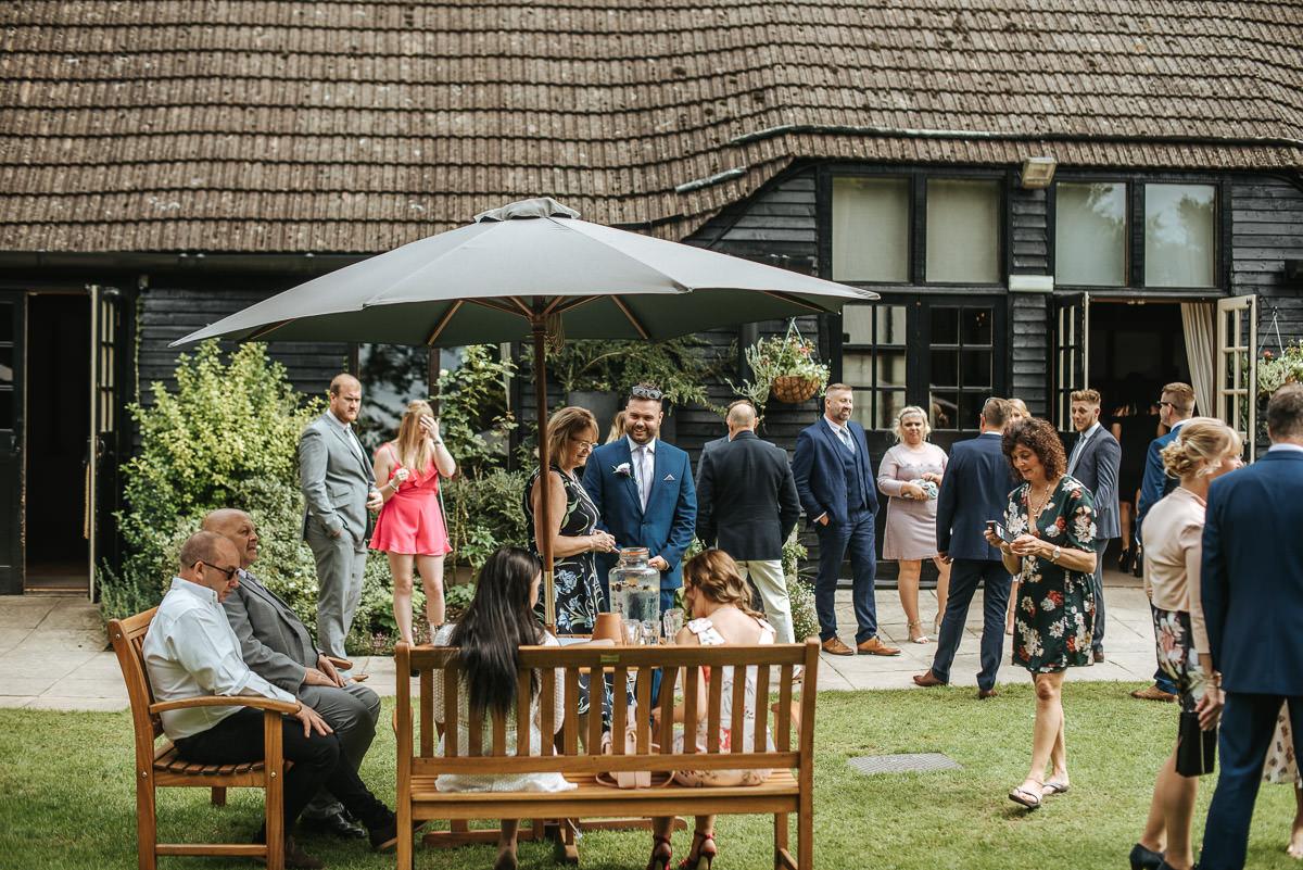 Wedding Photographer Hampshire-Clock Barn 91