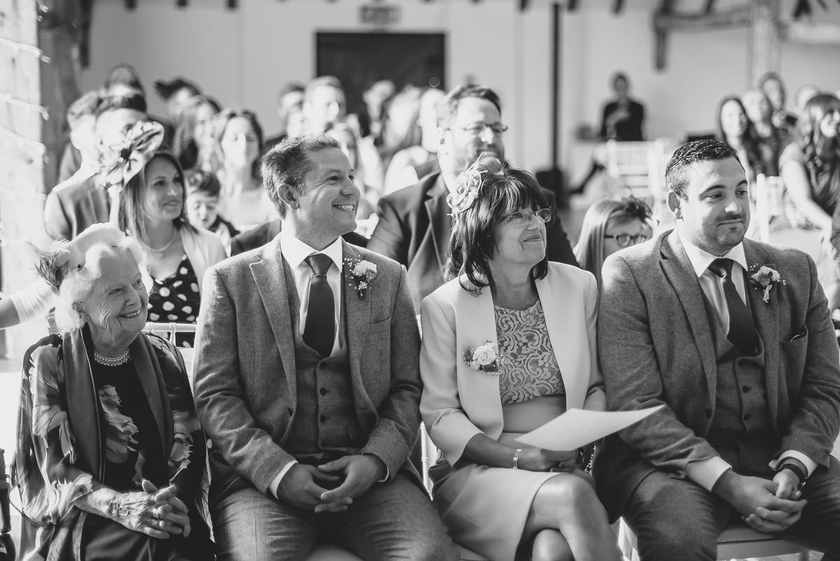 Wedding Photographer Hampshire- Skylark Club 35