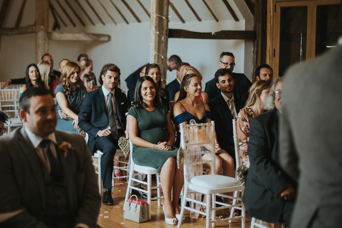Wedding Photographer Hampshire- Skylark Club 36