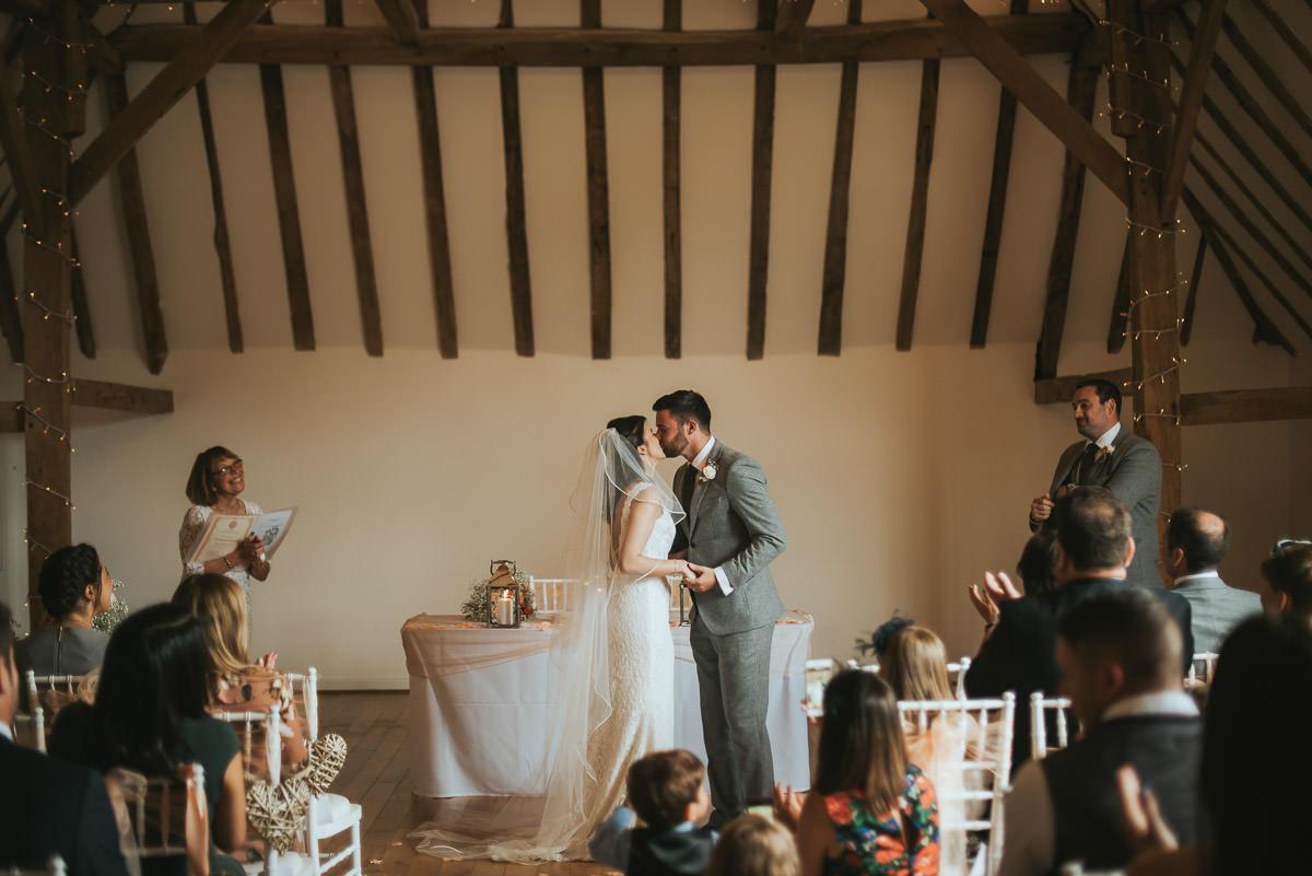 Wedding Photographer Hampshire- Skylark Club 41