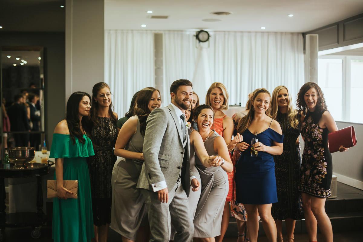 Wedding Photographer Hampshire- Skylark Club 64