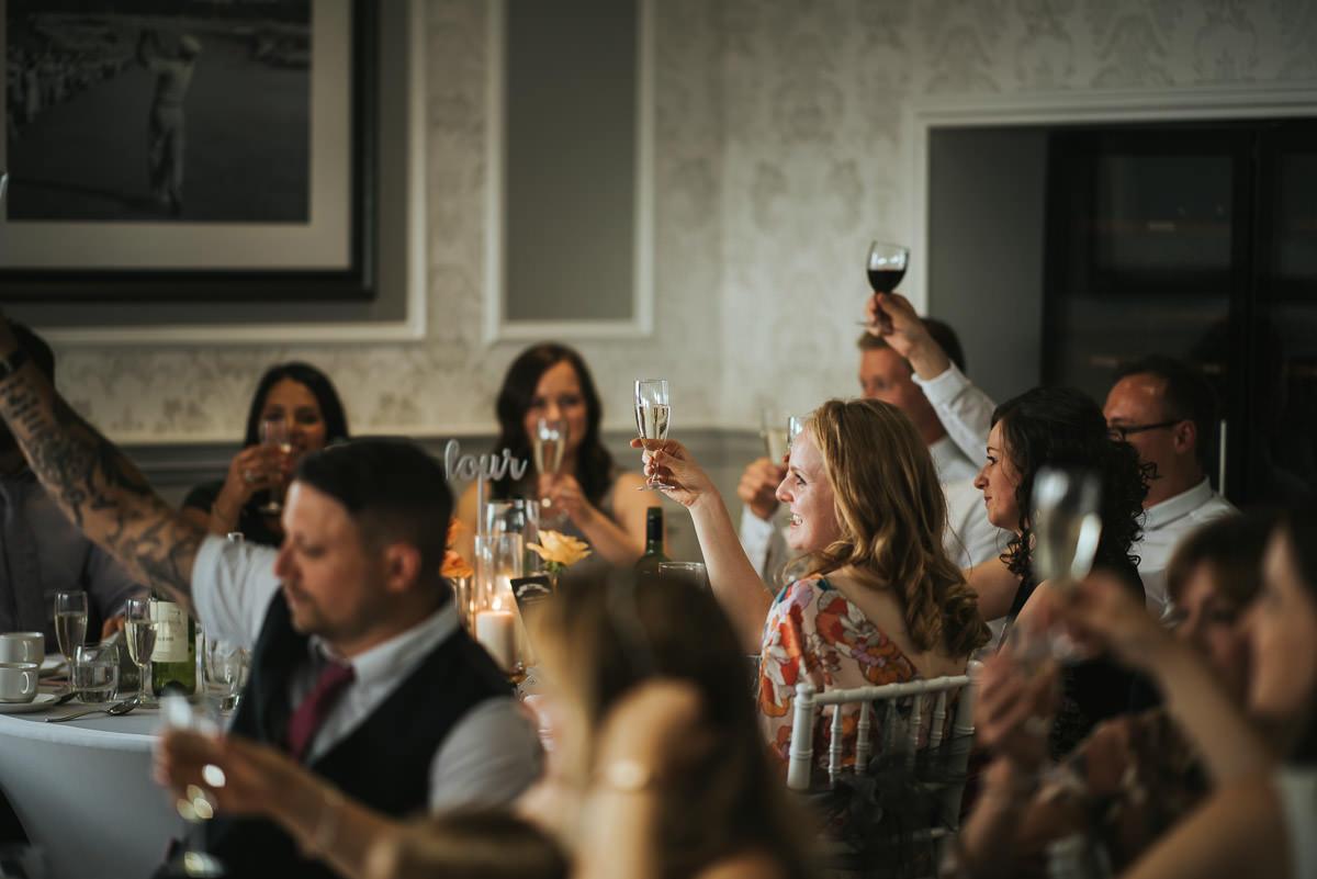 Wedding Photographer Hampshire- Skylark Club 85