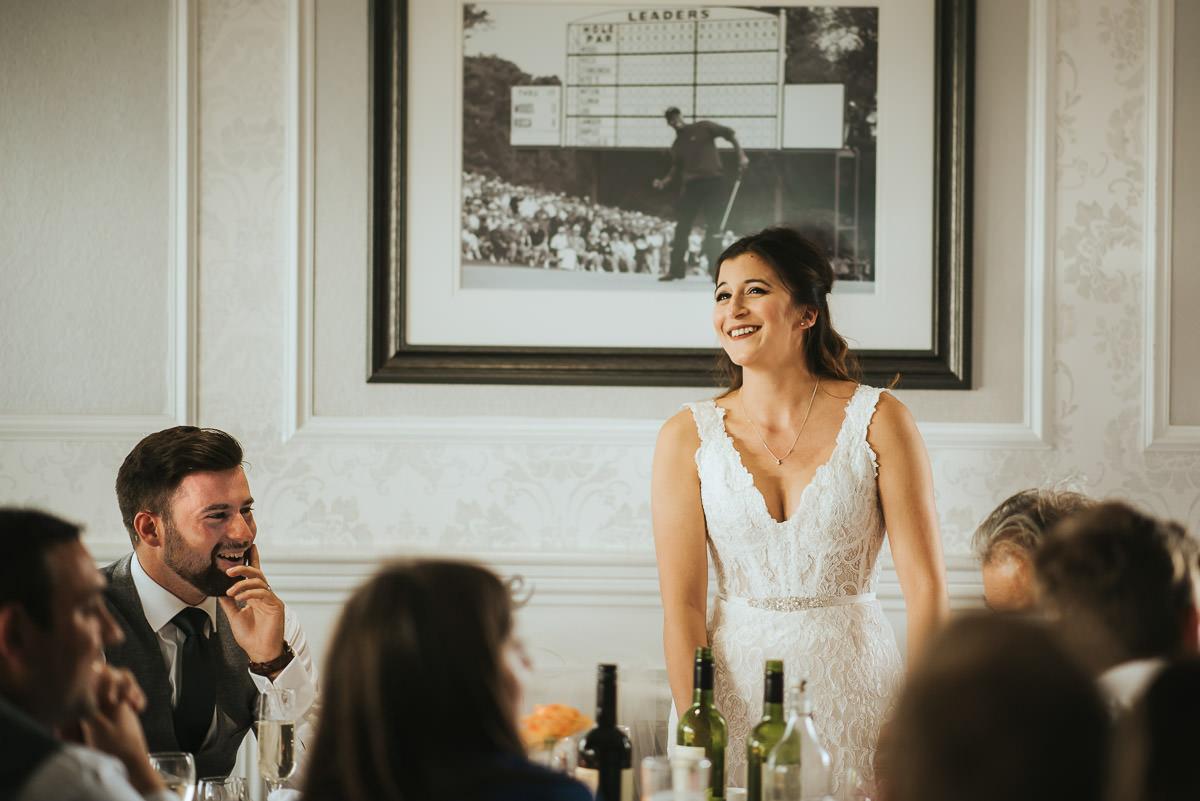 Wedding Photographer Hampshire- Skylark Club 76