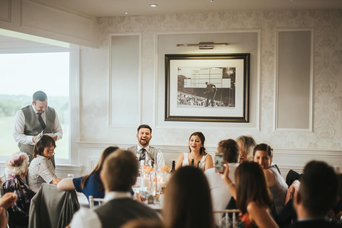 Wedding Photographer Hampshire- Skylark Club 84