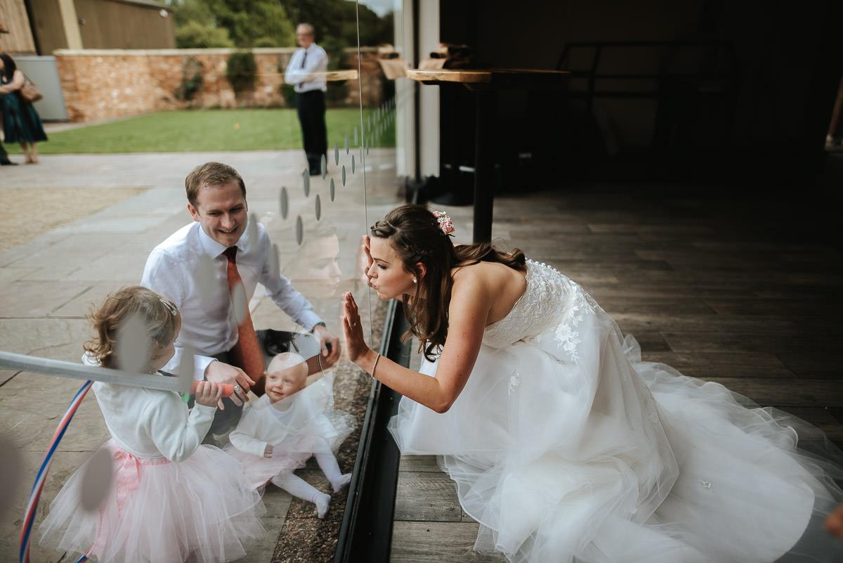 Swallows Nest Barn - Wedding Photographer Warwickshire 82