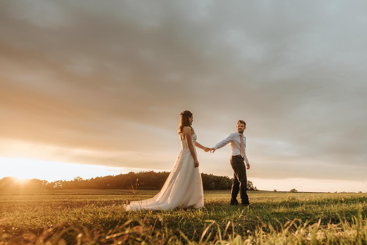 Swallows Nest Barn - Wedding Photographer Warwickshire 87