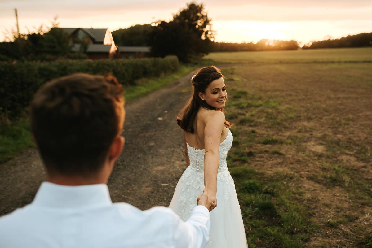 Swallows Nest Barn - Wedding Photographer Warwickshire 84