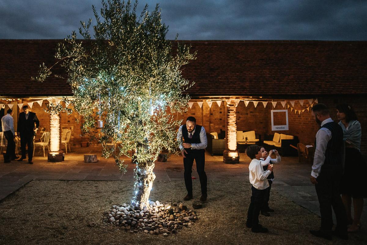 Swallows Nest Barn - Wedding Photographer Warwickshire 98