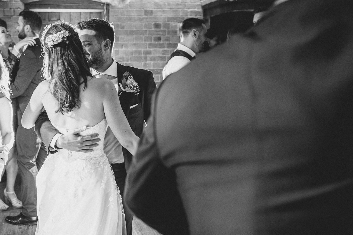 Swallows Nest Barn - Wedding Photographer Warwickshire 101