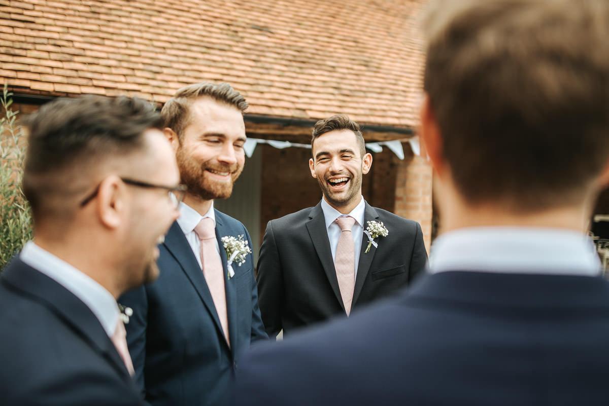Swallows Nest Barn - Wedding Photographer Warwickshire 16