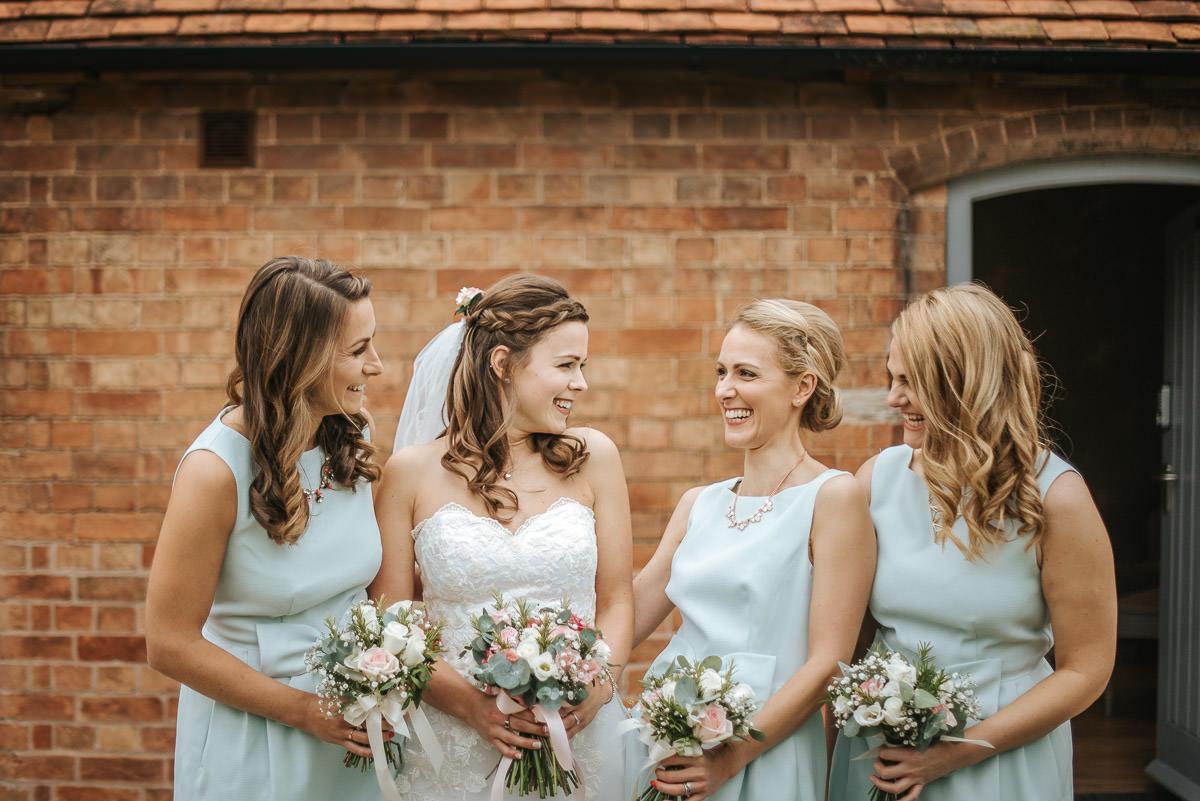 Swallows Nest Barn - Wedding Photographer Warwickshire 27