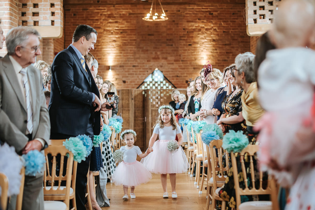 Swallows Nest Barn - Wedding Photographer Warwickshire 30
