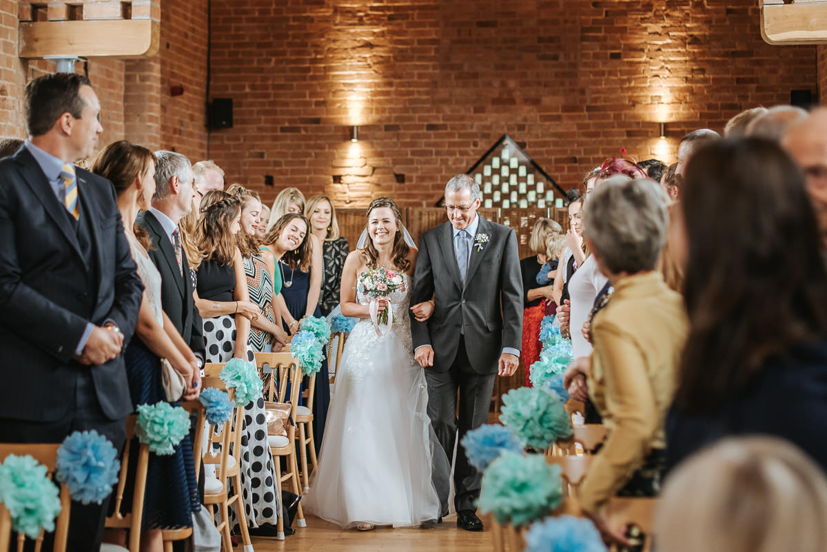 Swallows Nest Barn - Wedding Photographer Warwickshire 32