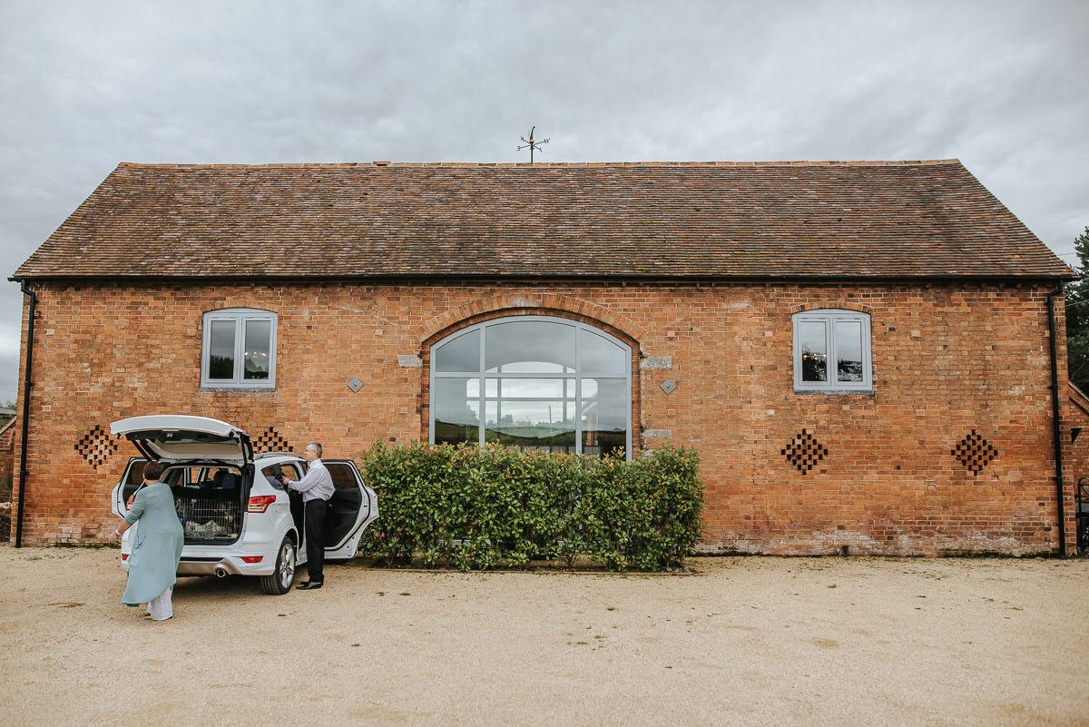 Swallows Nest Barn - Wedding Photographer Warwickshire 5