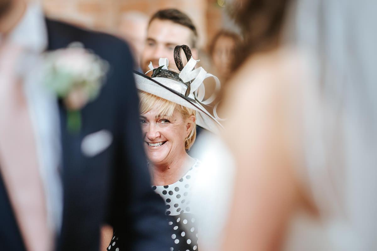 Swallows Nest Barn - Wedding Photographer Warwickshire 37