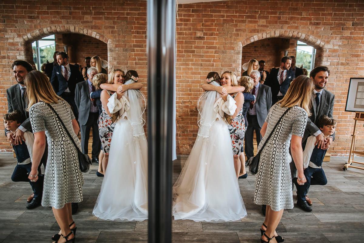Swallows Nest Barn - Wedding Photographer Warwickshire 44