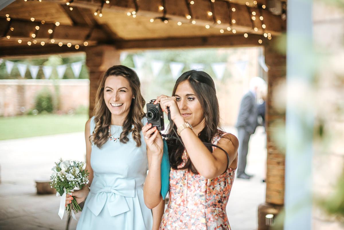 Swallows Nest Barn - Wedding Photographer Warwickshire 50