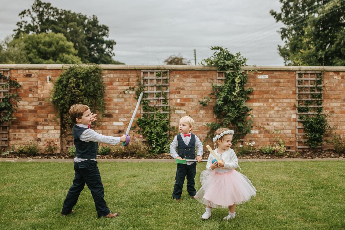 Swallows Nest Barn - Wedding Photographer Warwickshire 57