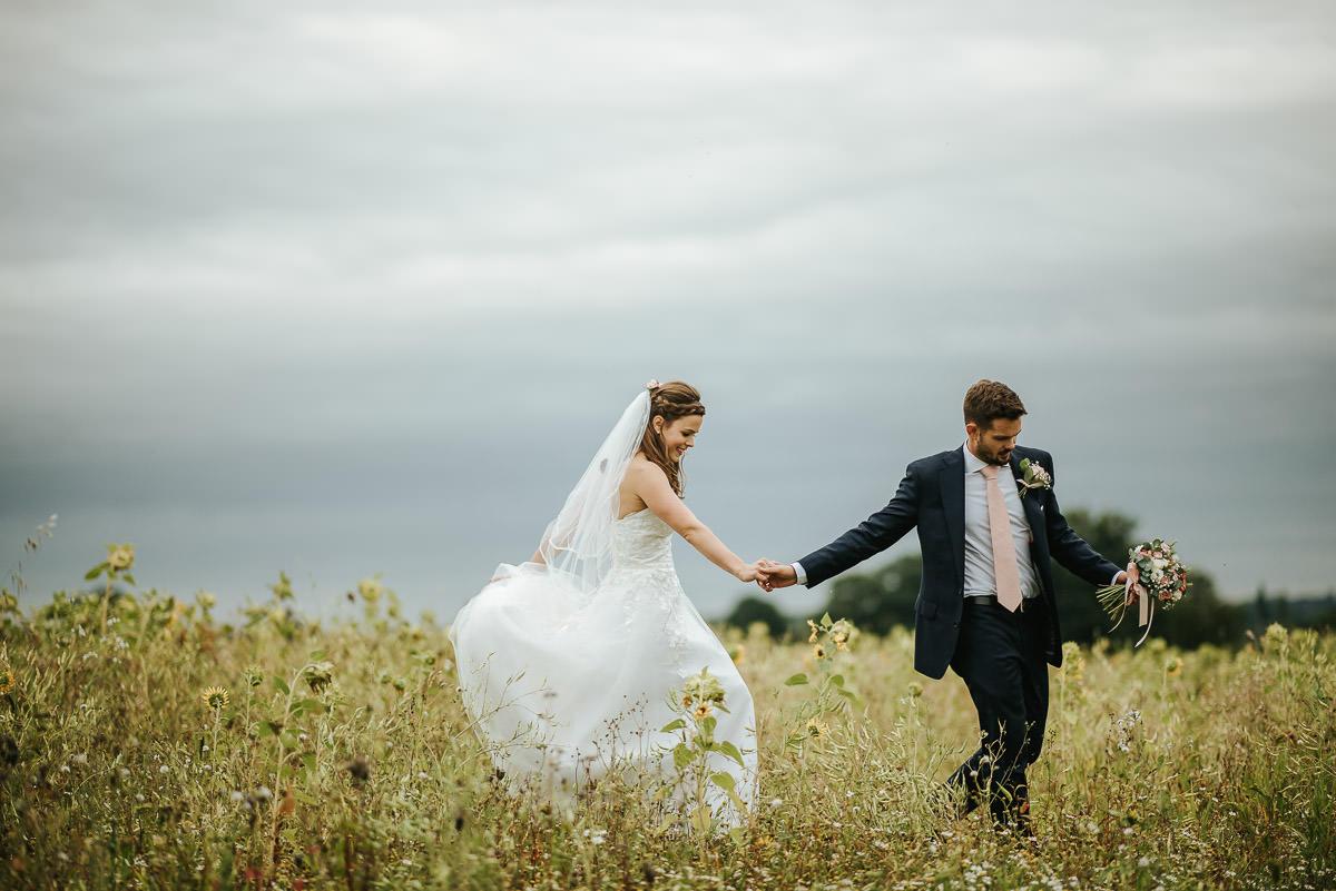 Swallows Nest Barn - Wedding Photographer Warwickshire 76
