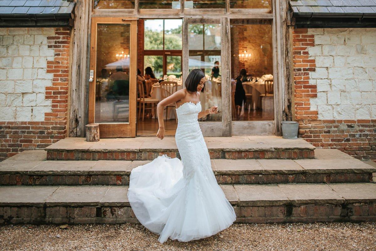 Bury Court Barn - Wedding Photographer Hampshire 99