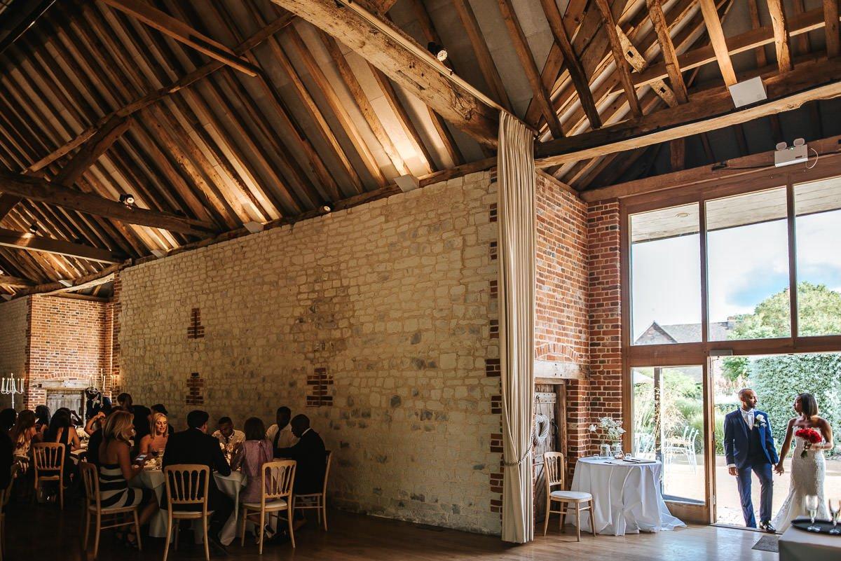 Bury Court Barn - Wedding Photographer Hampshire 64