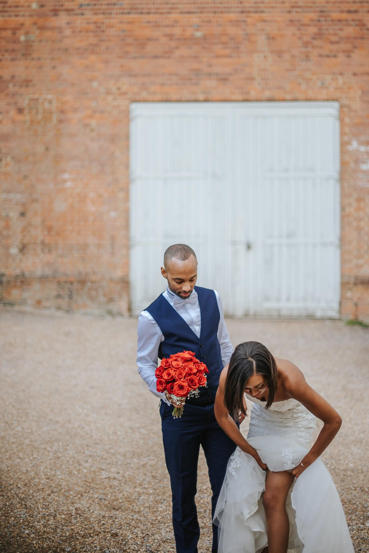 Bury Court Barn - Wedding Photographer Hampshire 81