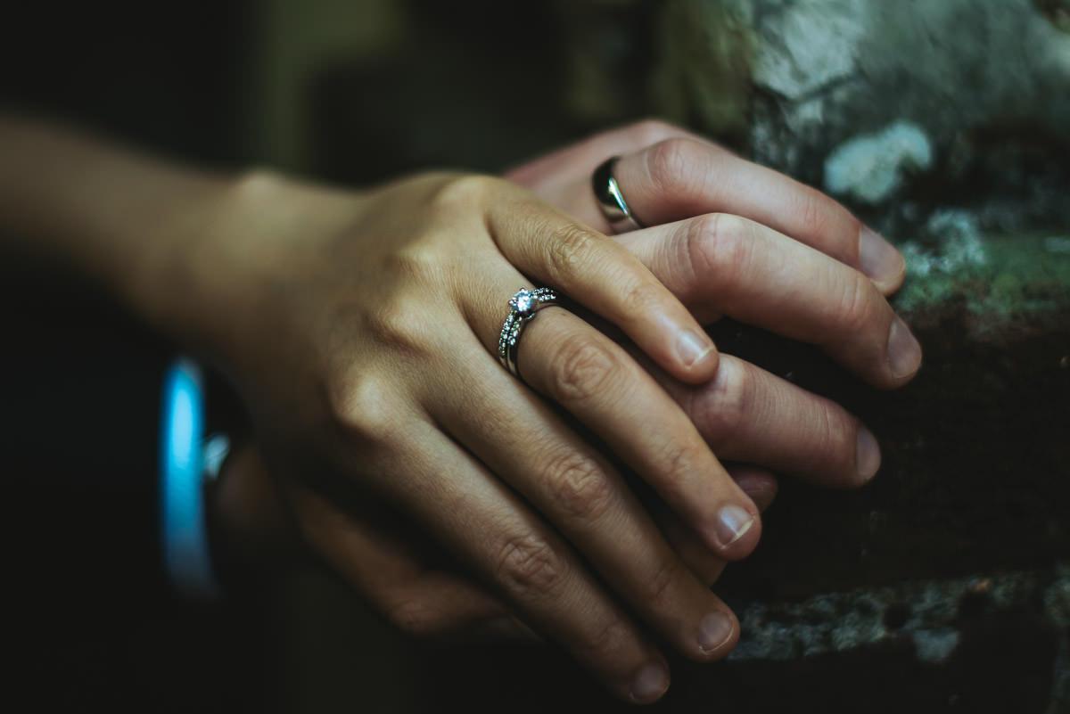 missenden abbey wedding rings