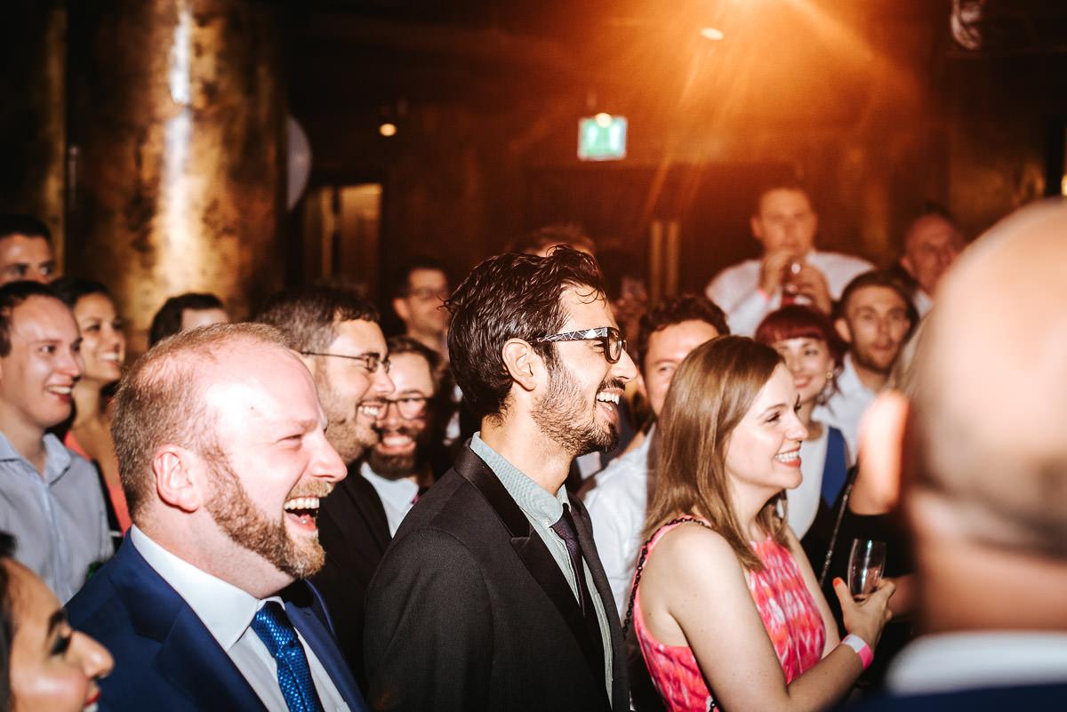 city london wedding at the botanist speeches