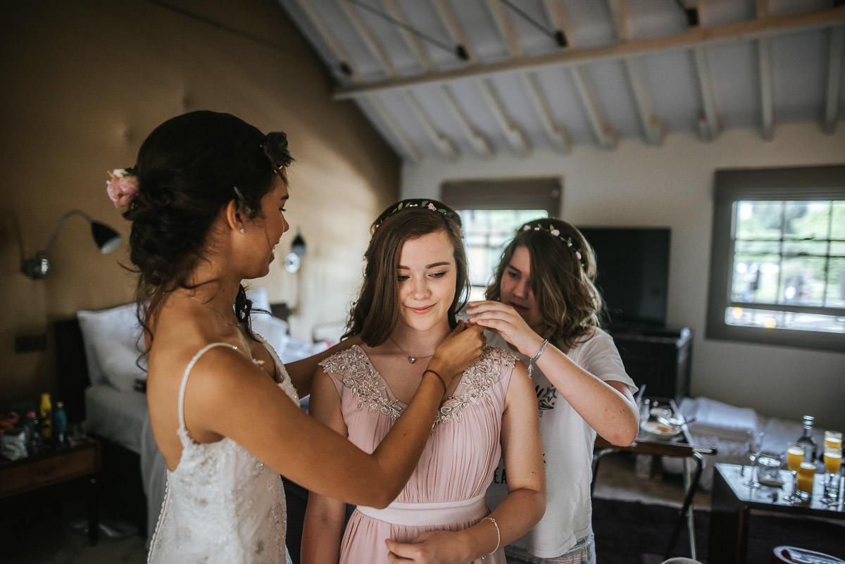 york and albany wedding