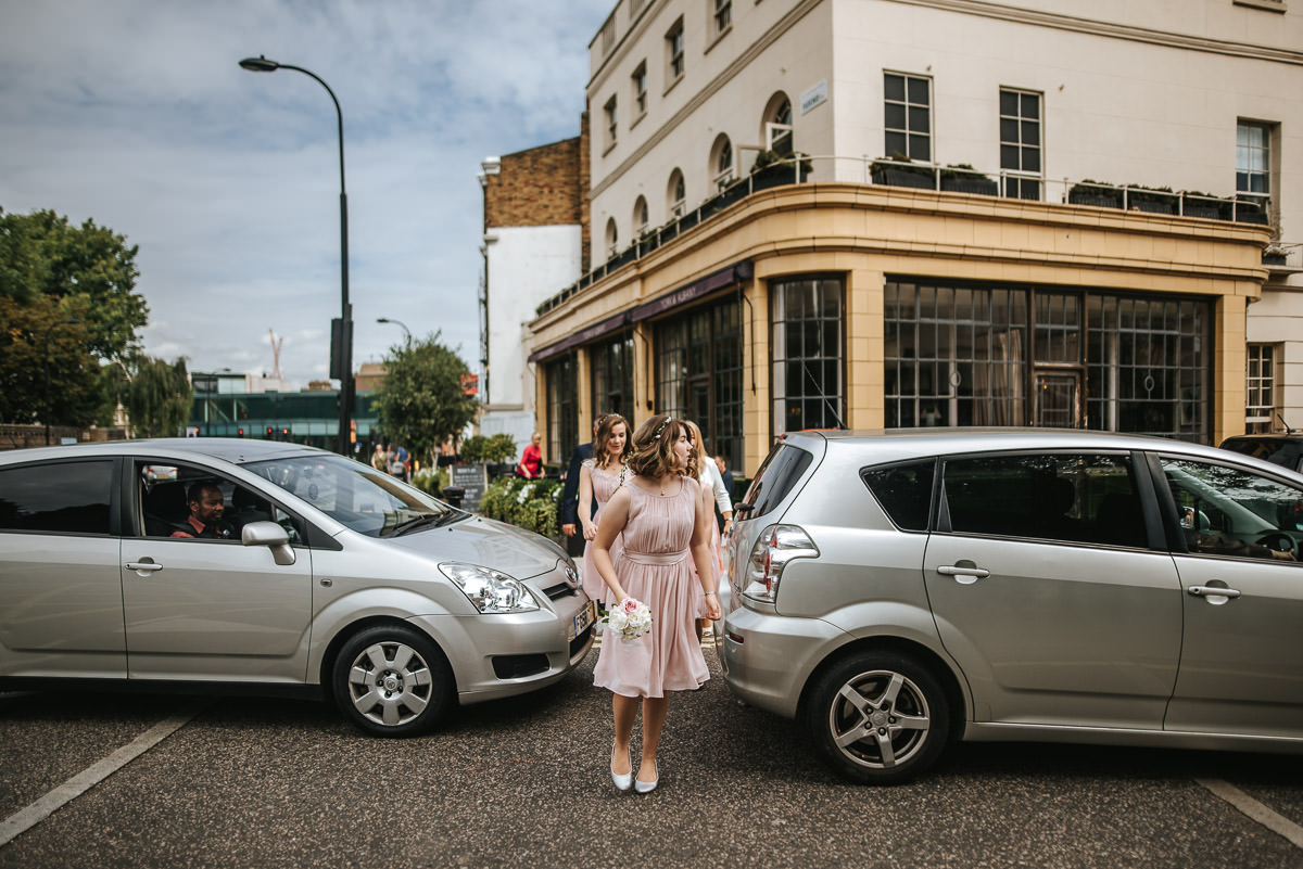 york and albany london wedding