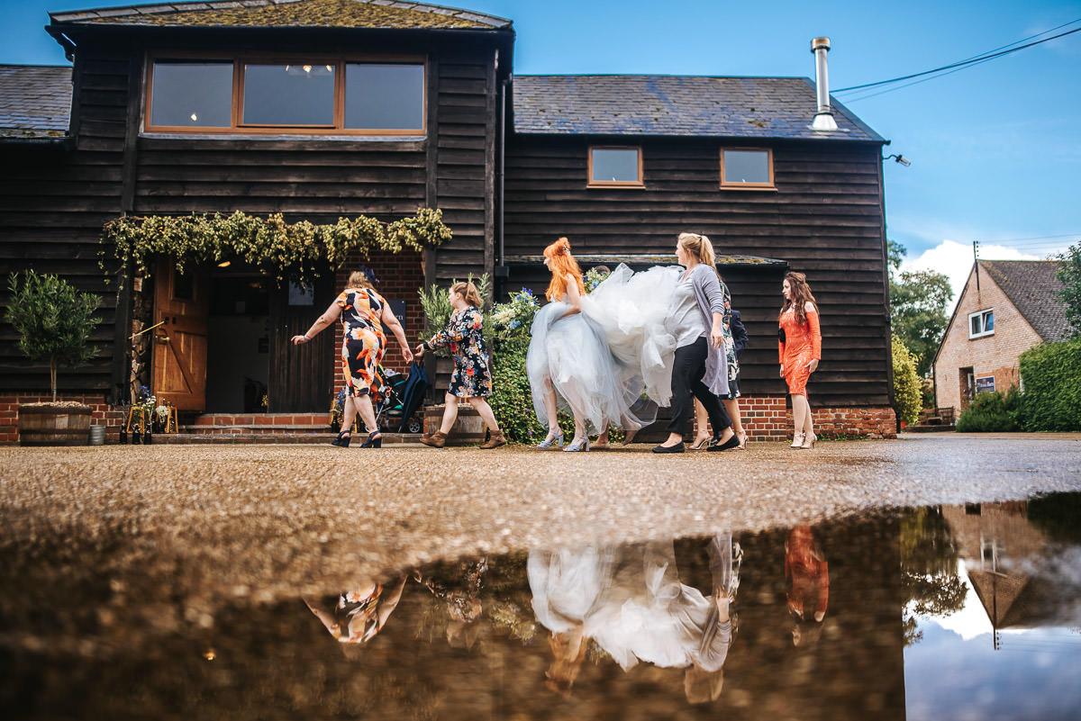 Pitt Hall Barn Wedding Photography Hampshire 37