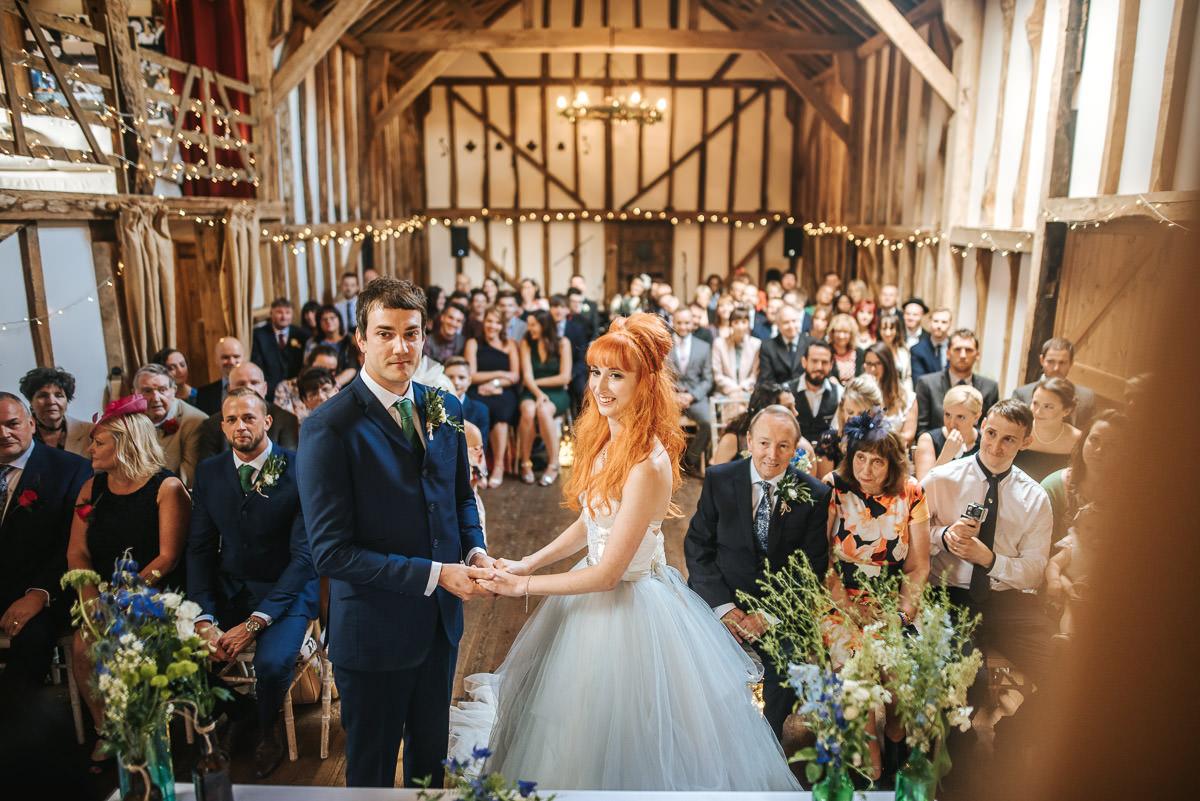 Pitt Hall Barn Wedding Photography Hampshire 38