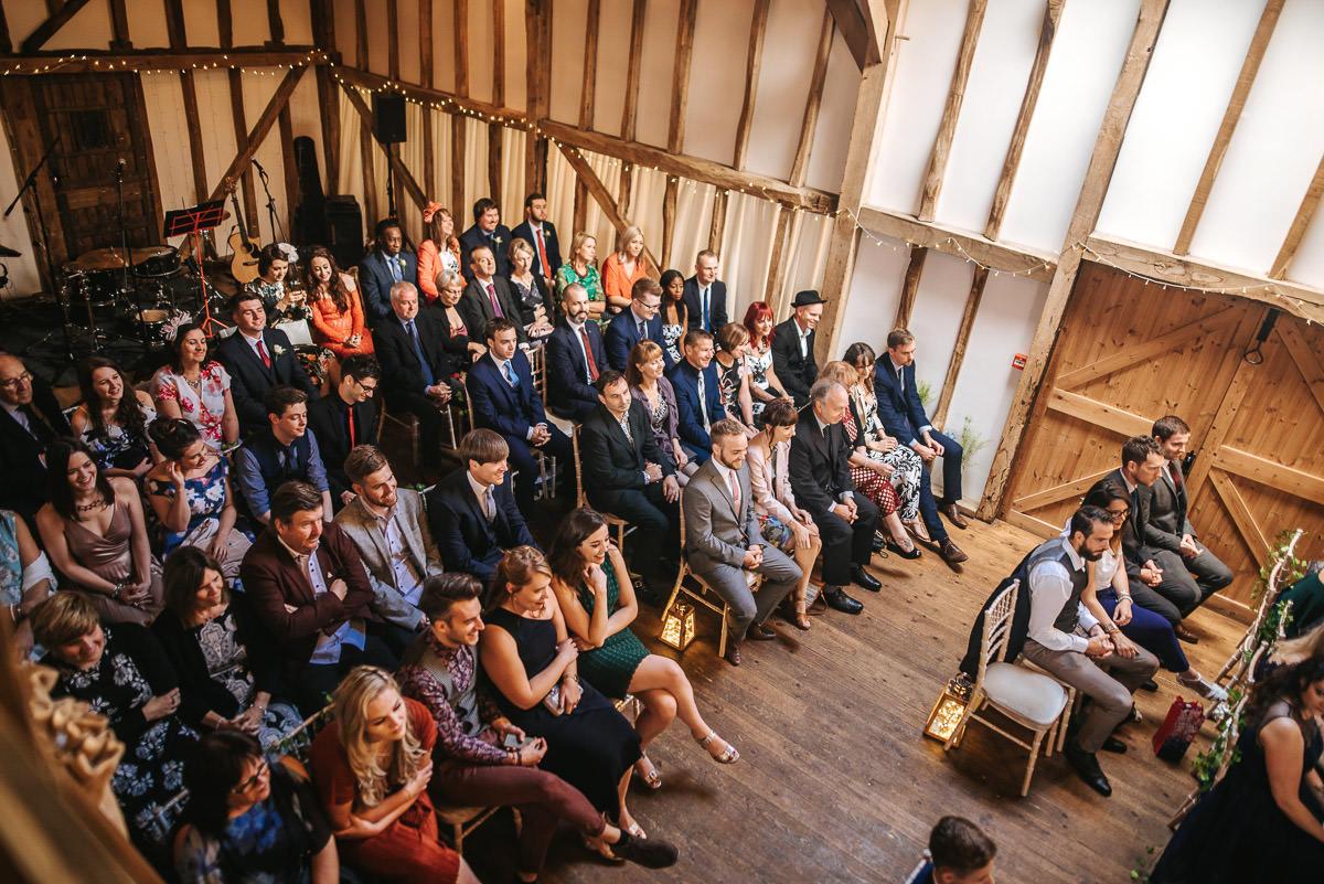 Pitt Hall Barn Wedding Photography Hampshire 40