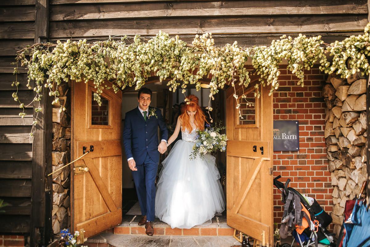 Pitt Hall Barn Wedding Photography Hampshire 48