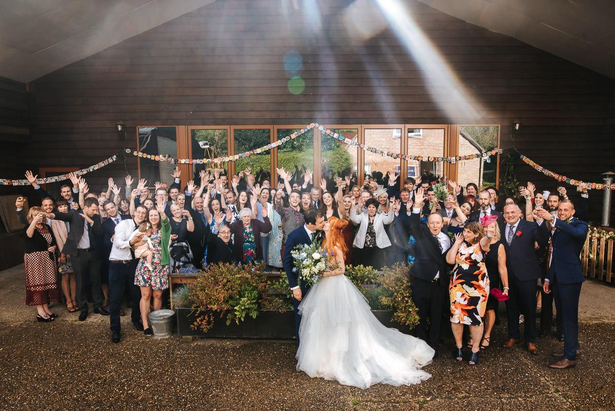 Pitt Hall Barn Wedding Photography Hampshire 51