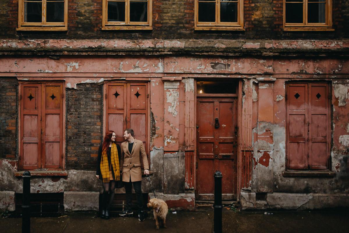 east london derelict architecture
