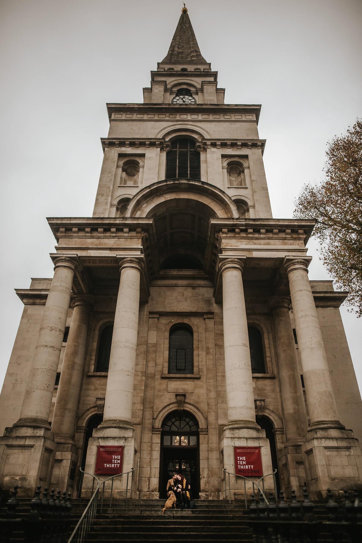 st leonards church shoreditch