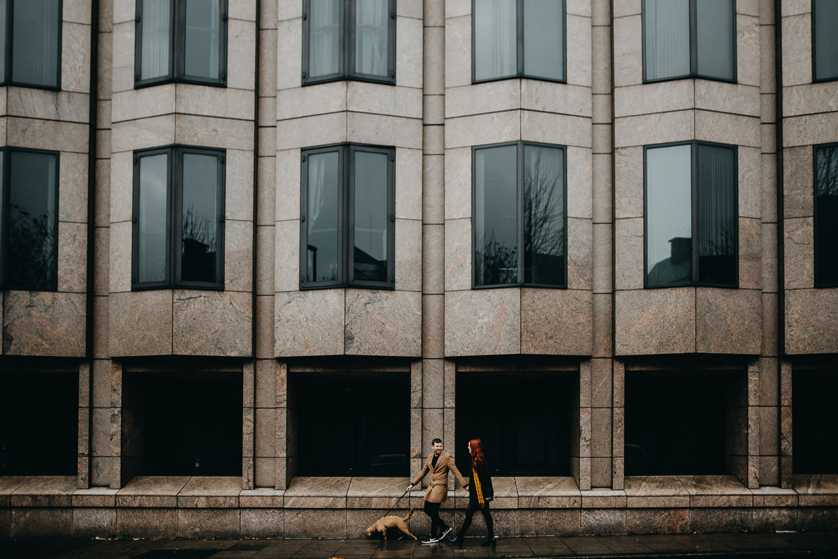 love and architecture in london